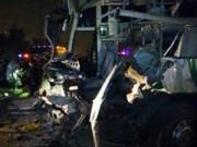 Tin tức - Tai nạn nghiêm trọng ở Bình Thuận: 10 người thiệt mạng