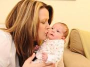 Bà bầu - 6 năm sảy thai 8 lần, cuối cùng mẹ đã sinh con