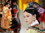 Làng sao - Tôn Lệ bị chỉ trích vì để nhân viên quỳ gối bóp chân