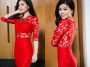 Làng sao - Á hậu Diễm Trang tự tin phô diễn hình thể đẹp