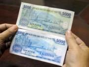 Tin tức - Tiền giả mệnh giá 5.000 đồng len lỏi vào chợ