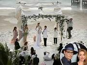 Hậu trường - Lễ cưới lãng mạn trên đảo riêng của Johnny Depp