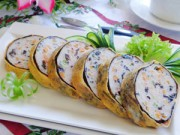 Bếp Eva - Chả tôm cuộn rong biển lạ miệng ngày Tết