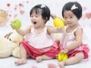 Làm mẹ - 5 bí mật bất ngờ về các cặp sinh đôi