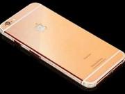 Eva Sành điệu - iPhone 6 mạ vàng, đá quý giá lên tới 3,5 triệu USD