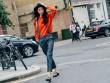 Thời trang - Mix đồ cực chất cùng siêu mẫu mắt hí xứ Hàn