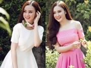 Làng sao - Angela Phương Trinh khoe vẻ đẹp tựa thiên thần