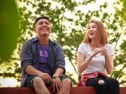 """Làng sao - Ngân Khánh """"hẹn hò"""" Đức Thịnh sau khi cưới chồng"""