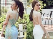 Thời trang Sao - Angela Phương Trinh sexy khó cưỡng với váy xuyên thấu