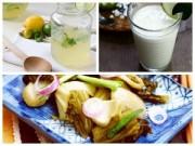 Bếp Eva - Những món ăn giúp giải rượu ngày Tết