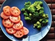 Sức khỏe - Cà chua kết hợp với súp lơ xanh chống ung thư hiệu quả