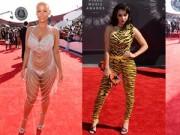 Thời trang - Những chiếc váy thảm họa trên thảm đỏ Hollywood