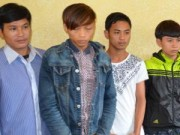 Tin tức - Không cho xóc bầu cua trước nhà, 3 cha con bị chém