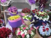 Tin tức - Giá hoa tươi tăng chóng mặt dịp Valentine