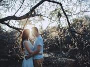 Tình yêu giới tính sony - Bộ ảnh cưới ngập sắc hoa của cặp đôi yêu nhau 10 năm