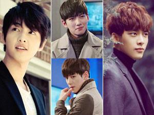 """Những """"chính nhân quân tử"""" tài năng nhất showbiz Hoa - Hàn"""