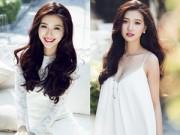 Ảnh đẹp Eva - Vẻ đẹp mong manh của nữ MC Bước nhảy hoàn vũ