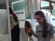 Làng sao - Hồ Ngọc Hà có mặt chia buồn cùng gia đình nạn nhân Ngạch