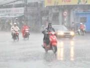 Tin tức - Hà Nội mưa trên diện rộng trong ngày lễ Valentine