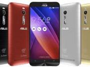 Góc Hitech - Asus ZenFone 2 sẽ có ba phiên bản sử dụng chip của Intel, Qualcomm và MediaTek