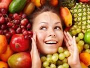 Làm đẹp - Trị lão hóa đơn giản từ rau, củ quả ngày tết