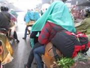 Tin tức - Dân về quê ăn tết, nhiều tuyến đường Thủ đô tắc nghẽn