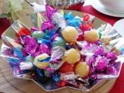 Bếp Eva - Rực rỡ sắc xuân với kẹo đậu xanh khô