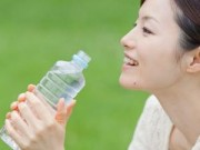 Sức khỏe - Giảm ham muốn vì uống ít nước