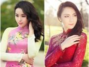 Làng sao - HH Kỳ Duyên, Jennifer Chung e lệ trong nắng Xuân