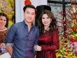 HH Kim Hồng rạng rỡ đón sinh nhật bên con trai