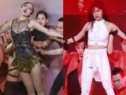 Làng sao - Tóc Tiên hóa chiến binh sexy, Pha Lê rời khỏi The Remix