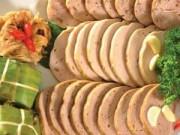 Sức khỏe - Cách bảo quản giò chả, bánh chưng không bị hỏng