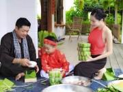 Nhà đẹp - Sao Việt nô nức dọn nhà, gói bánh chưng đón Tết