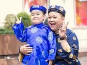 Làng sao - Minh Béo được người hâm mộ bủa vây ngày cận Tết
