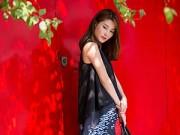 Thời trang Sao - Diễm My 9x dịu dàng trong nắng xuân