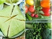 Sức khỏe - Cách bảo quản thức phẩm trong tủ lạnh ngày Tết