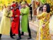 """Phương Thanh mặc áo dài làm """"phó nháy"""" cho nhóm MTV"""