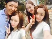 Người nổi tiếng - Angela Phương Trinh đón Tết cùng gia đình ở Long An