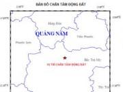 Tin tức - Quảng Nam: Động đất liên tiếp xảy ra ở huyện Bắc Trà My