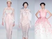 Thời trang - Lý Quí Khánh tâm sự về BST tại New York Fashion Week