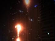 Tin tức - Chung cư cao hàng đầu thế giới tại Dubai phát cháy