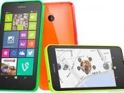 Nokia Lumia 635 sẽ có phiên bản 1GB