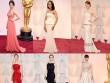 Dàn sao lộng lẫy trên thảm đỏ Oscar 2015
