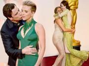Làng sao - Những khoảnh khắc hài hước ấn tượng tại Oscar 2015