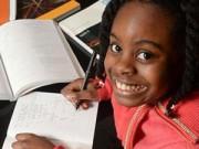 Tin tức - Cô bé 10 tuổi được ghi danh vào trường đại học Anh