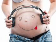 Bà bầu - Trong bụng mẹ, thai nhi cũng bận rộn!