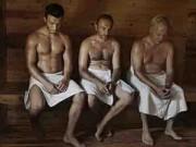 Sức khỏe - Sauna giúp giảm nguy cơ bệnh tim