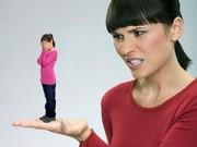 Dạy con - Những kiểu mẹ đáng bị chê trách khi nuôi dạy con