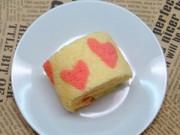 Bếp Eva - Bánh mì cuộn in hình trái tim thơm ngon, đẹp mắt