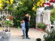 Nhà đẹp - Ngắm vườn hoa tuyệt đẹp của nữ giảng viên ở TPHCM